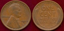 Us Coins - 1922-D   LINCOLN 1c .....  VERY FINE