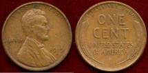 Us Coins - 1919-S LINCOLN 1c   AU