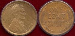 Us Coins - 1916-D  1c  PCGS AU55 (AU58)