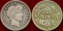 Us Coins - 1900-O  10c  ...   VERY FINE