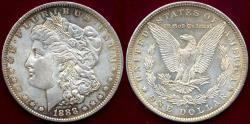 Us Coins - 1888-O MORGAN $1  MS64++  BEAUTIFUL TONING!