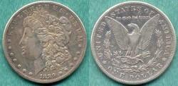 Us Coins - 1889-CC MORGAN   $1......  EXTRA FINE