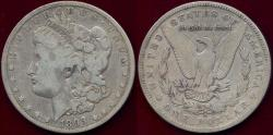 Us Coins - 1893-O MORGAN DOLLAR FINE 12