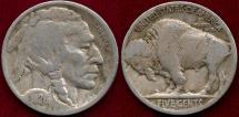 Us Coins - 1926-D BUFFALO 5c   FINE