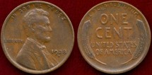 Us Coins - 1928-D 1c  about UNCIRCULATED