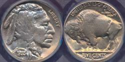 Us Coins - 1935-D BUFFALO 5c PCGS MS64