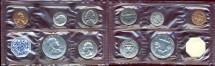 Us Coins - 1962 GEM  PROOF SET... in original envelope
