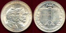 Us Coins - GETTYSBURG 1936 50c Commemorative  MS65 ... BEAUTY