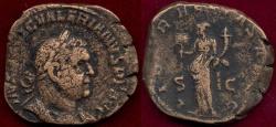 Ancient Coins - VALERIAN I  255AD ... SESTERTIUS
