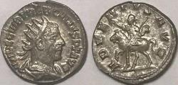 Ancient Coins - Trebonianus Gallus AR (Silver) Antoninianus--Antioch Mint