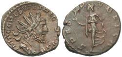 Ancient Coins - Tetricus I Billon Antoninianus--Nice and Heavy