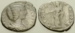 Ancient Coins - Julia Domna AR (Silver) Denarius