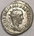 Ancient Coins - Herennius Etruscus AR (Silver) Antoninianus