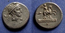 Ancient Coins - L PHILIPPUS  AR (Silver) DENARIUS--Nice and Scarce