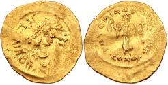 Justin I AV (Gold) Tremissis