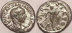 Ancient Coins - Elagabalus AR (Silver) Denarius