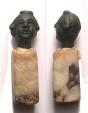 Ancient Coins - Roman Bronze Female Head