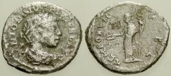 Ancient Coins - Caracalla AR (Silver) Denarius
