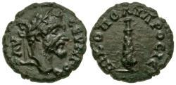 Ancient Coins - Septimius Severus AE 17--Nicopolis ad Istrum--Nice