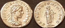 Ancient Coins - Elagabalus AR (Silver) Antoninianus--Nice Details
