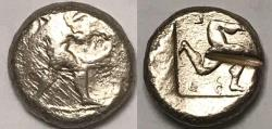 Ancient Coins - Aspendus AR (Silver) Stater