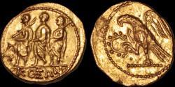 Ancient Coins - Koson AV (Gold) Stater--Nice