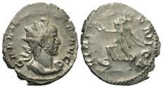 Ancient Coins - Gallienus AR (Silver) Antoninianus--Nice Portrait