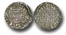 World Coins - VLC1606 – MEDIEVAL ENGLAND, Henry III (1216-1272), Penny, 1.39g., Voided Long Cross Coinage, Class 5c, (1251-1272), Willem - Canterbury