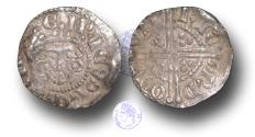 World Coins - VLC1185 - MEDIEVAL ENGLAND, Henry III (1216-1272), Penny, 1.52g., Voided Long Cross Coinage, Class 5c, (1251-1272), Ricard - London