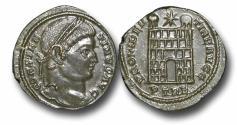 Ancient Coins - R18100 - Constantine I, as Augustus (A.D. 307-337), Bronze Follis, 3.02g., 20mm, Treveri mint