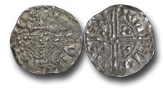 World Coins - H15377- ENGLAND, Henry III (1216-1272), Penny, 1.53g., 19mm, Voided Long Cross Coinage, Class 5g, (1251-1272), Robert - Canterbury