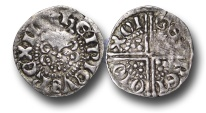 World Coins - VLC709 - ENGLAND, Henry III (1216-1272), Penny, 1.30g., Voided Long Cross Coinage, Class 3b, (1248-1250), Gefrei - Oxford