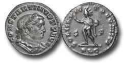 Ancient Coins - R18067 - Constantine I (A.D. 307-337), Bronze Reduced Follis, 4.30g., 23mm, Lugdunum mint (Lyons, France), A.D. c. 313-314