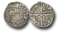 World Coins - EDW1213 - Medieval England, Edward I (1272-1307), Penny, 1.24g., New coinage, class 10cf5 (c. mid 1309 to late 1310),  London mint