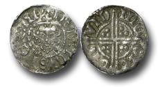 World Coins - VLC1463 - MEDIEVAL ENGLAND, Henry III (1216-1272), Penny, 1.42g., Voided Long Cross Coinage, Class 3c, (1248-1250), Nicole - London
