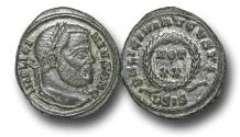 Ancient Coins - R16209 - Licinius I, as Augustus (A.D. 308-324), Bronze Follis, 3.18g., 20mm, Siscia mint