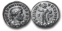 Ancient Coins - R18041 - ROMAN BRITIAN, Constantine I, as Augustus (A.D. 307-337), Bronze Follis, 3.50g., 20mm, London mint