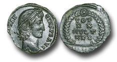 Ancient Coins - R12060 - Constantius II (A.D. 337-361), AE Centenionalis, 1.52g., Antioch mint