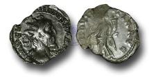 Ancient Coins - BR131 - The Gallic Empire, Victorinus (A.D. 268-270), AE Antoninianus, ex Braithwell Hoard, England 2002.