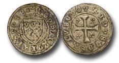 World Coins - H5205 - FRANCE (c.1500), Copper Jeton