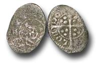 World Coins - EDW1214 - MEDIEVAL ENGLAND, Edward I (1272-1307), Farthing, 0.27g., New coinage, class 10, London mint