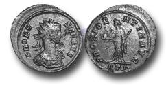 Ancient Coins - R12027 - Probus (A.D. 276-282), Billon Reform Antoninianus, 4.30g., Rome mint, 6th officina