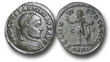 Ancient Coins - R18070 - Constantine I, as Augustus (A.D. 307-337), Bronze Follis, 3.54g., 22mm, Arelate mint