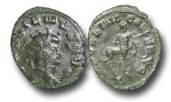 Ancient Coins - R6212 - Gallienus (A.D. 253-268), Bronze Antoninianus, 2.68g., 23mm, Rome mint, officina Z (6)