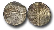 World Coins - VLC1727 - MEDIEVAL ENGLAND, Henry III (1216-1272), Penny, 1.45g., Voided Long Cross Coinage, Class 5b2, (1248-1250), Willem - Canterbury