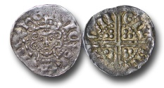 World Coins - H5527 - ENGLAND, Henry III (1216-1272), Penny, 1.45g., Voided Long Cross Coinage, Class 5c, (1251-1272), Gilbert - Canterbury