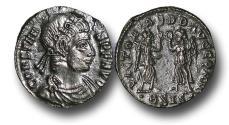 Ancient Coins - R16132 - Constantius II (A.D. 337-361), AE Follis, 1.54g., 16mm, Siscia mint