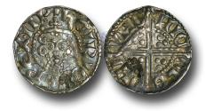 World Coins - VLC1681 - Henry III  (1216-1272), Penny, 1.37g., Voided Long Cross Coinage, Class 3c, (1248-1250), Nicole - London