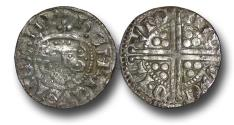 World Coins - H14166 - ENGLAND, Henry III (1216-1272), Penny, 1.29g., Voided Long Cross Coinage, Class 3c, (1248-1250), Nicole - London