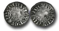 World Coins - VLC1442 - MEDIEVAL NGLAND, Henry III (1216-1272), Penny, 1.21g., Voided Long Cross Coinage, Class 5b2, (1248-1250), Henry - London